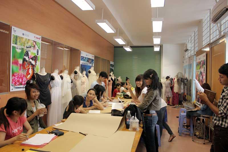 Du học nghề may mặc tại Hàn Quốc – lợi ích và những điều kiện kèm theo