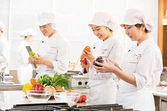 du học Nhật Bản ngành công nghệ thực phẩm