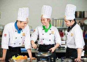 Du học Nhật Bản ngành đầu bếp
