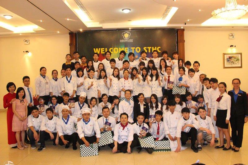 Du học Nhật Bản ngành đầu bếp tại trường Tsuji