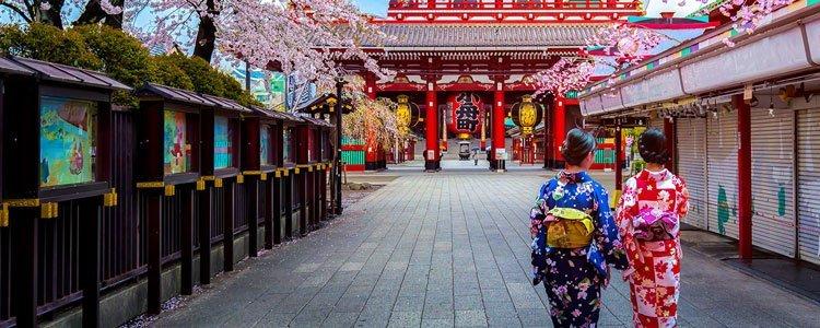 Du học Nhật Bản ngành du lịch