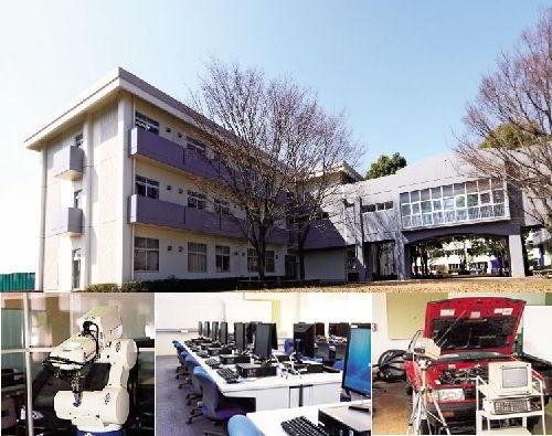 Du học Nhật ngành kỹ thuật CĐ công nghệ ô tô Nakanihon