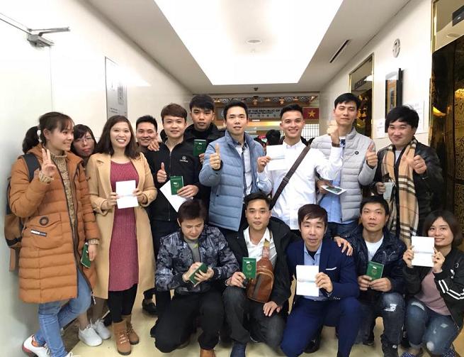 Du học sinh Hàn Quốc làm thêm phải đăng ký cụ thể