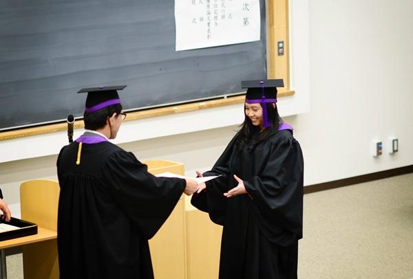 Xin học bổng du học thạc sĩ Nhật Bản phụ thuộc vào chương trình học.