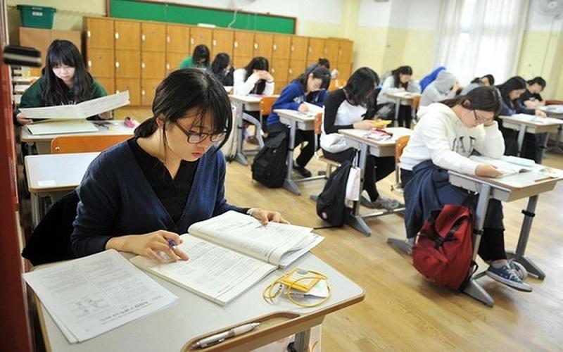 Hàn Quốc là đất nước có nền giáo dục tốt