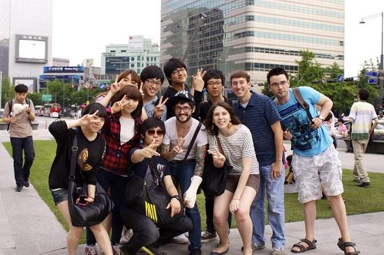 Học bổng du học cao học Hàn Quốc