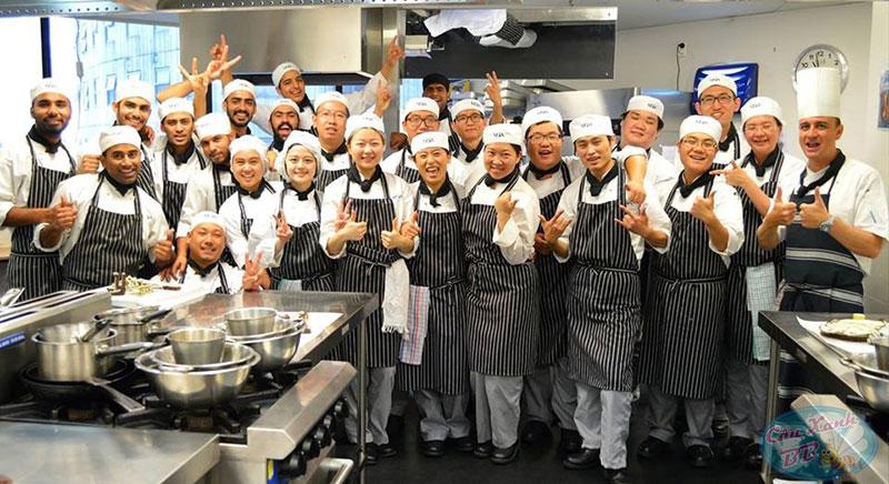 Học nấu ăn tại Nhật Bản