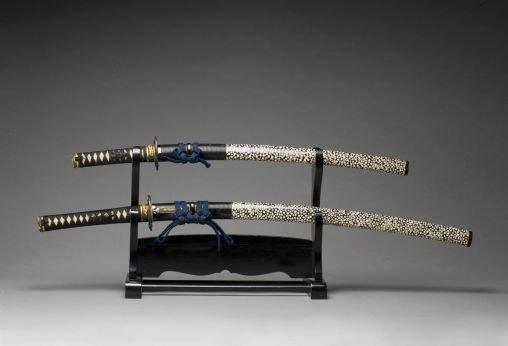 Hình ảnh thanh kiếm nổi tiếng của các Samurai Nhật Bản