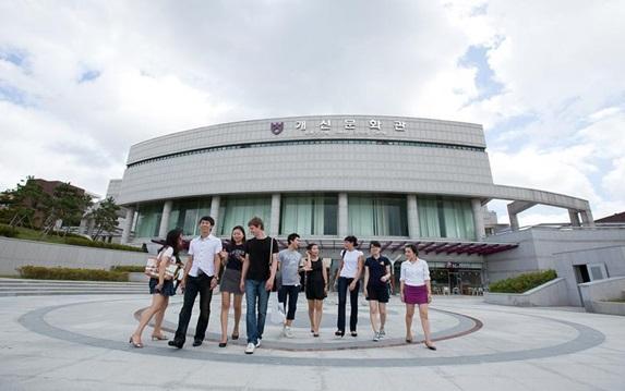 Lương du học sinh Hàn Quốc