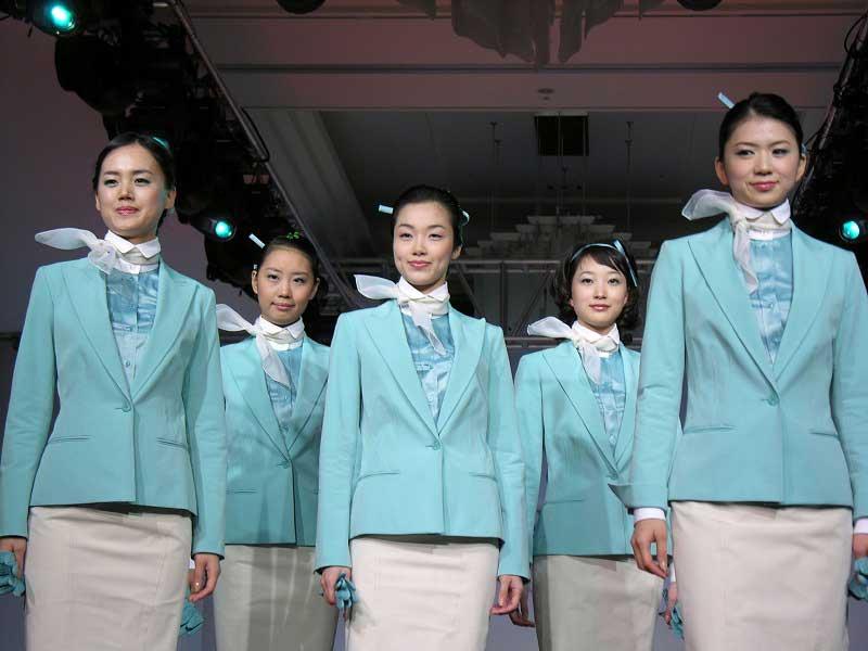 Ngành tiếp viên hàng không là đam mê của rất nhiều bạn trẻ
