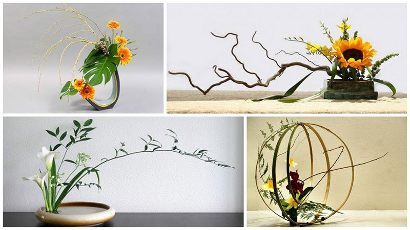 Nghệ thuật cắm hoa Nhật Bản