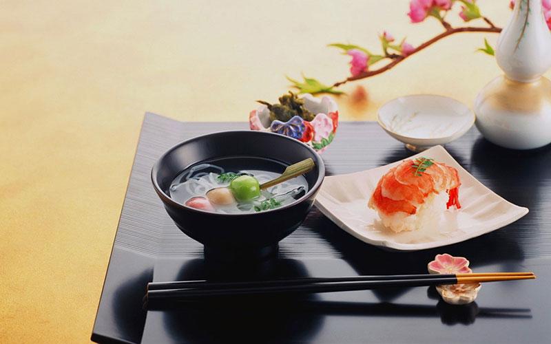 Sự tính tế của mỹ thực Nhật Bản