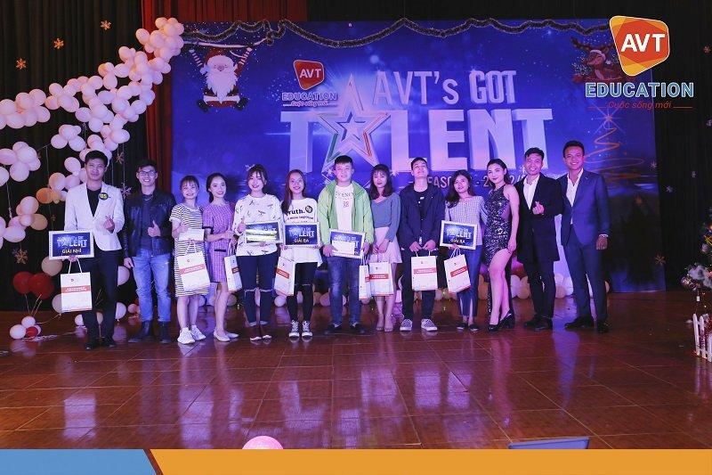 Top 7 tiết mục xuất sắc nhất trong đêm chung kết AVT's Got Talent