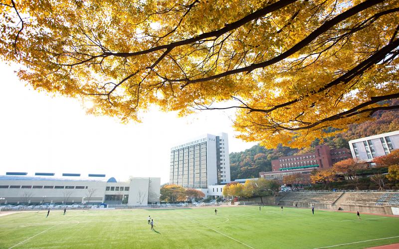 Trường Đại học Daejin Hàn Quốc - Một trong những trường có nhiều du học sinh