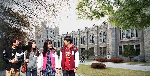 Trường đại học Hàn Quốc cũng ưu tiên cấp visa thẳng du học Hàn Quốc.