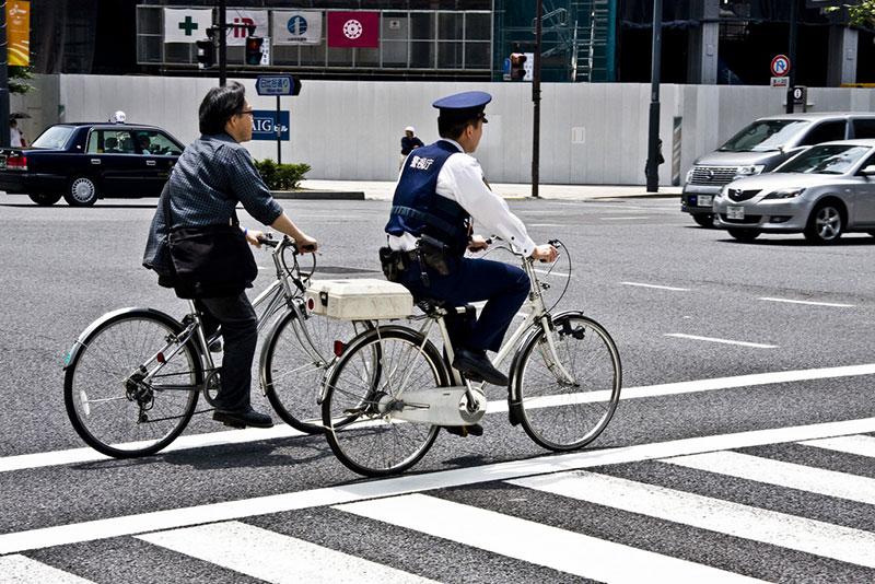 Xe đạp tại Nhật Bản