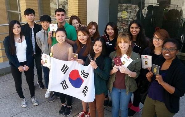 Nắm chắc trong lòng bàn tay kế hoạch học tập của mình tại Hàn Quốc
