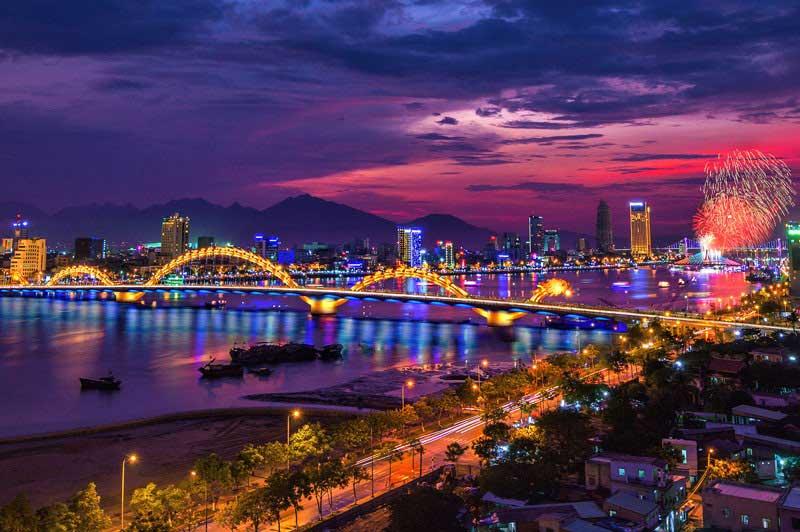 Đà Nẵng- thành phố xinh đẹp và thanh bình