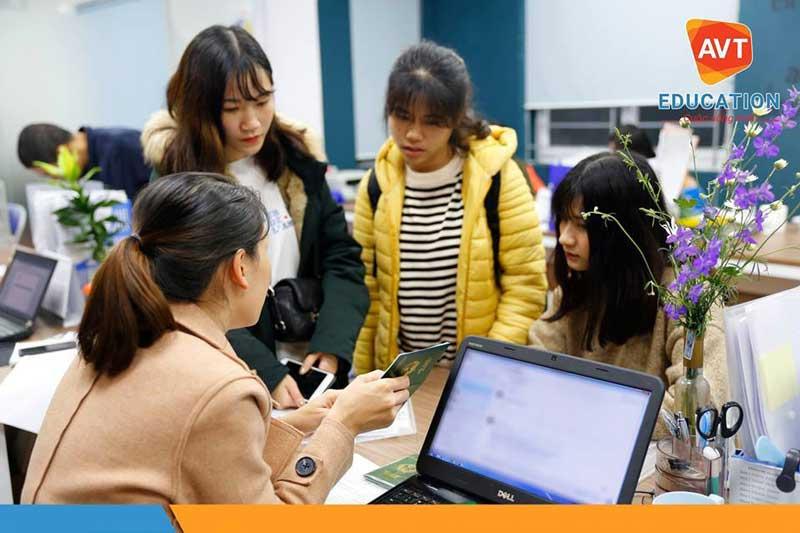 AVT Education đầy kinh nghiệm hướng dẫn thủ tục du học Hàn Quốc