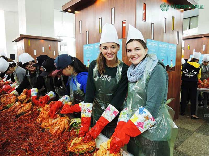 Ẩm thực Hàn Quốc có sức ảnh hưởng lớn tại nhiều nước trên thế giới