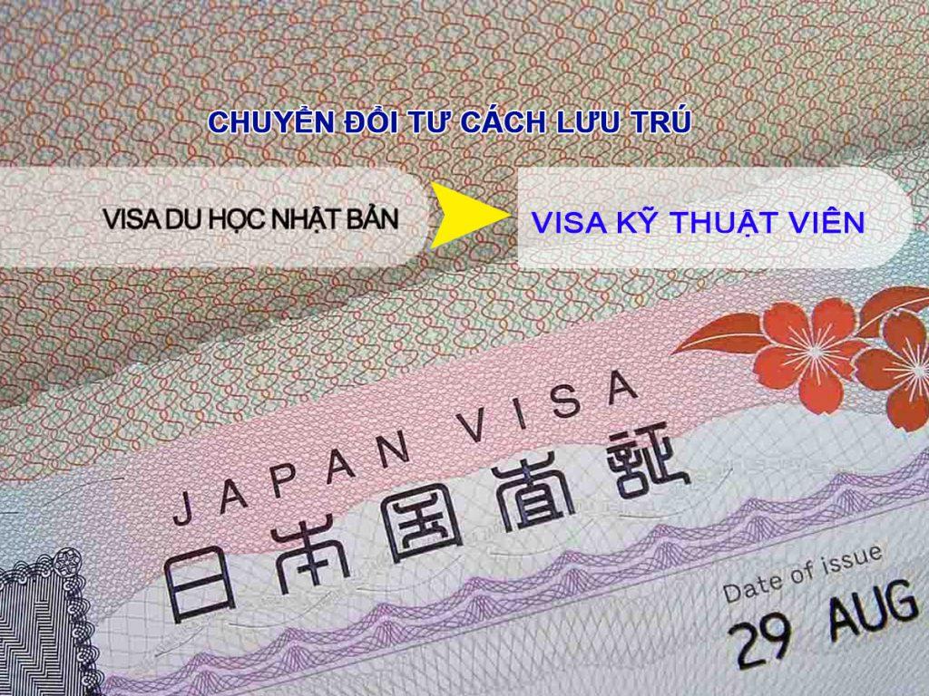 Chuyển Visa du học sang đi làm Nhật thật không khó!