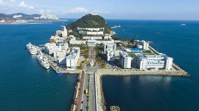 Đại học hải dương Hàn Quốc có vị trí đẹp và thuận lợi cho việc học tập