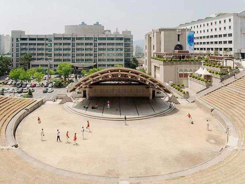 Du học tại Hàn Quốc đại học Hanyang để có điều kiện học tập tốt