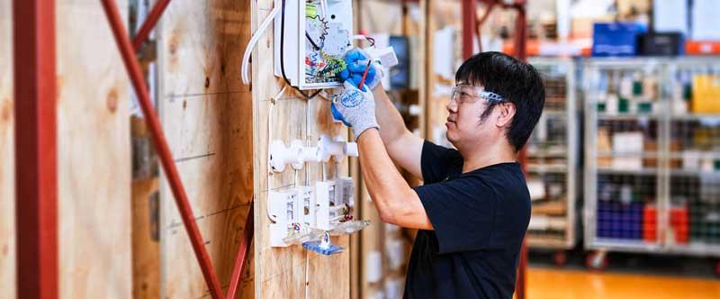 Học phí du học nghề điện tử tại Hàn Quốc khá khiêm tốn