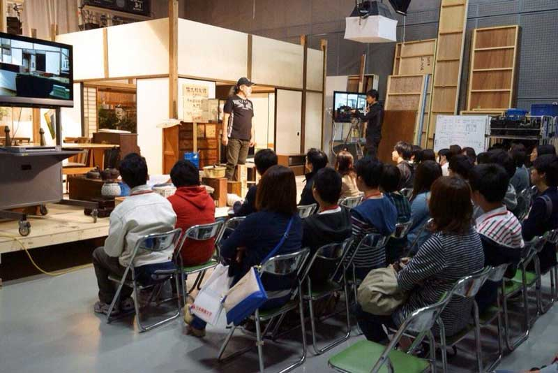 Không gian dựng phim chuyên nghiệp cho sinh viên