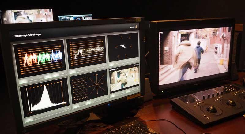 Những kỹ thuật dựng phim tiên tiến tại Đại học Eiga Nhật Bản