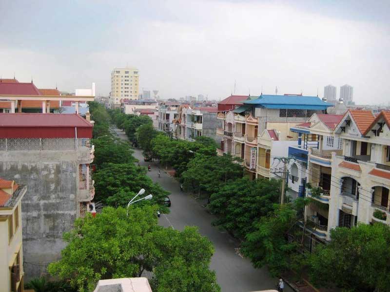 Phố Văn Cao, Hải Phòng là con phố tập trung rất nhiều người Hàn Quốc sinh sống