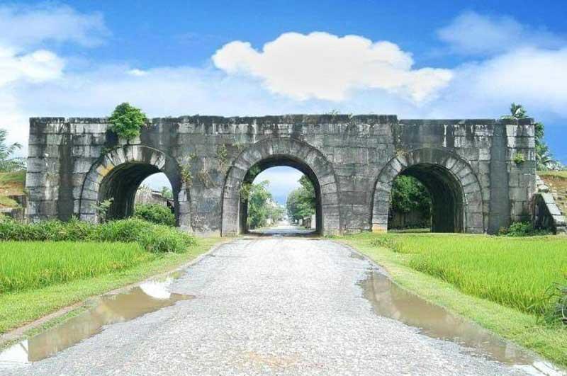 Thành nhà Hồ- di tích lịch sử đặc sắc tại Thanh Hóa