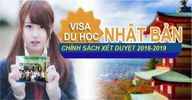 Thay đổi chính sách xét duyệt xin visa Nhật