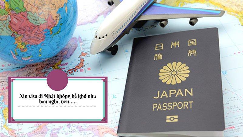 Xin visa du học Nhật không khó