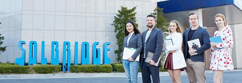 Du học Hàn Quốc ngành quản trị kinh doanh tại trường ĐH SolBridge
