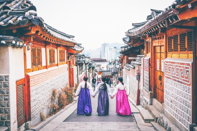 Các loại visa du học Hàn Quốc Visa D4-1