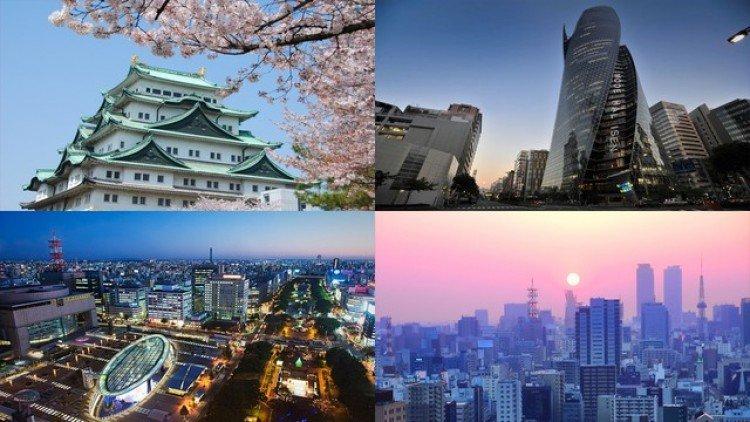 các trường Nhật ngữ ở Nagoya