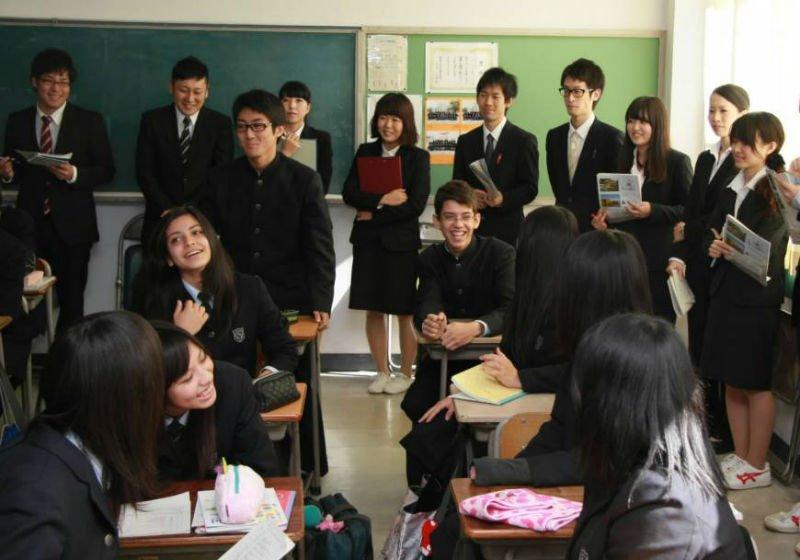 Chỉ cần tốt nghiệp cấp 3 là đã có cơ hội du học Nhật