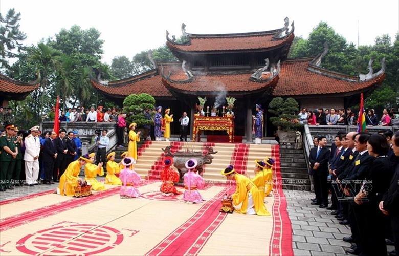 Phú Thọ là tỉnh có nền văn hóa lâu đời hàng đầu Việt Nam