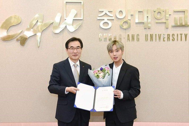 đại học chung ang Park jihoon