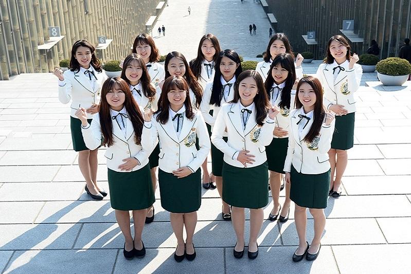 Du học Hàn Quốc ngành tổ chức sự kiện tại Trường Đại học Ewha khá lý tưởng