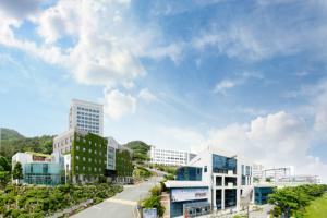 Toàn cảnh đại học Khoa học Kỹ thuật Busan