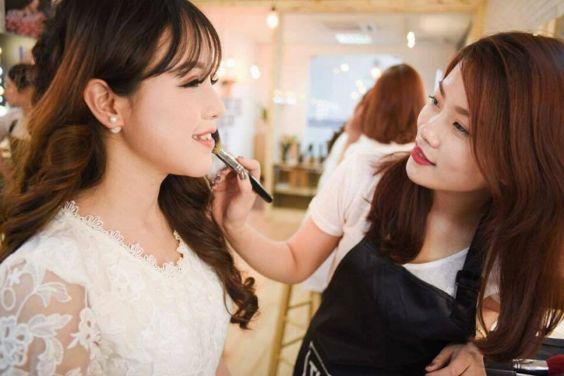Đi du học Hàn Quốc ngành makeup không khó, chỉ cần đam mê là đủ