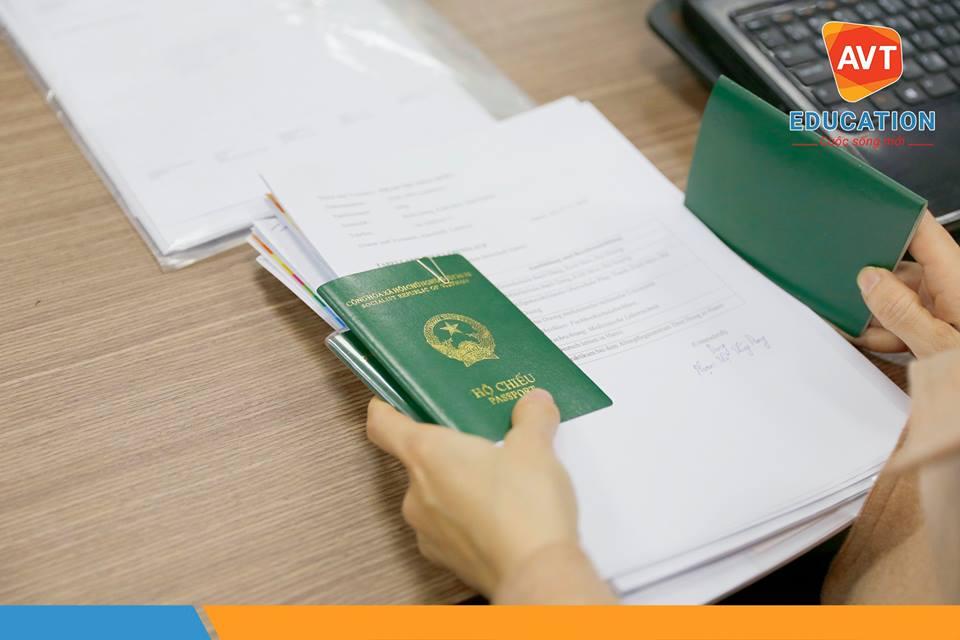 dịch vụ làm visa du học HQ tại AVT Education