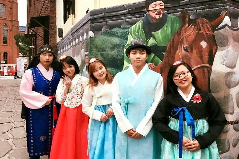 Đi du học Hàn ngành văn hóa có khó không?