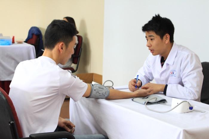 Điều kiện du học Hàn Quốc về sức khoẻ