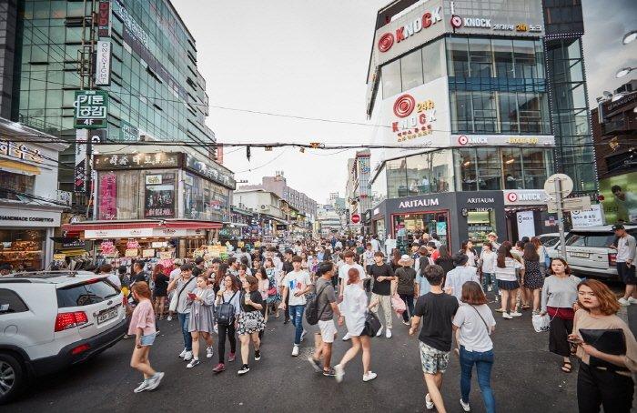 Đời sống du học sinh tại Hàn Quốc