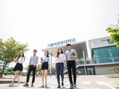 Sinh viên tham gia dự bị Đại học Hàn Quốc