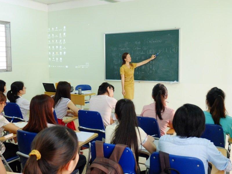 Dự bị Đại học Hàn Quốc còn gọi là khóa học tiến Hàn ngắn hạn