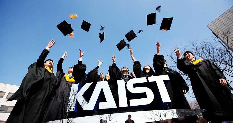 Viện khoa học và công nghệ KAIST là một trong những trường top đầu về đào tạo ngành môi trường